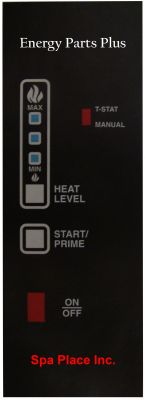 Whitfield Pellet Stove Control Board