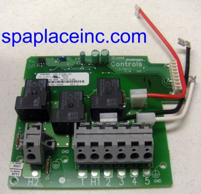 Caldera Spa Heater Relay Board Kit