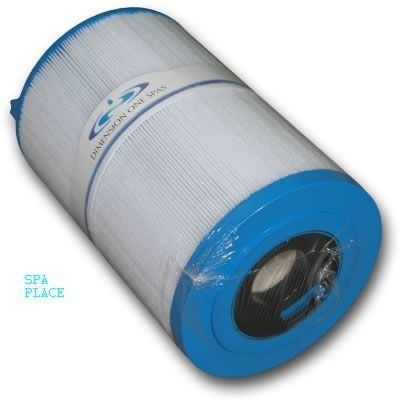 Dimension One Spa Filter 2000+ 75 sq. ft.
