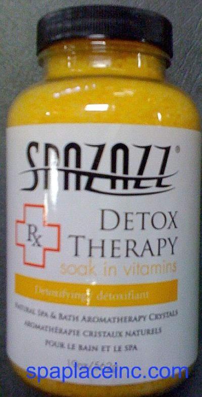 Spazazz Detox Therapy Crystals