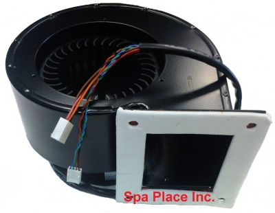 Dell Point Pellet Stove Convection Blower Assembly