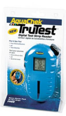 Pool, Spa & Hot Tub TruTest Digital Strip Reader