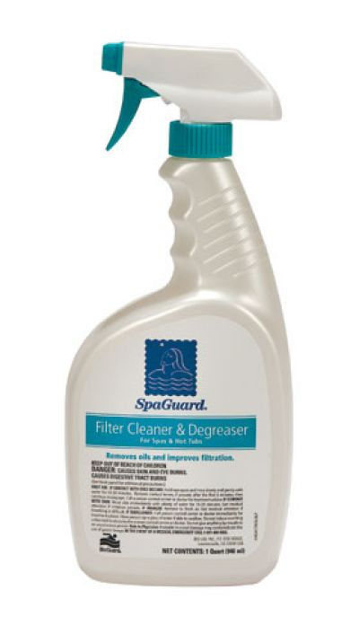 Spaguard Spa Cleaner and Degreaser