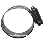 Pentair Sand Dollar Filter Clamp 1 1/2 hose  711004