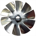 Dell Point Combustion Cooling Fan Impeller