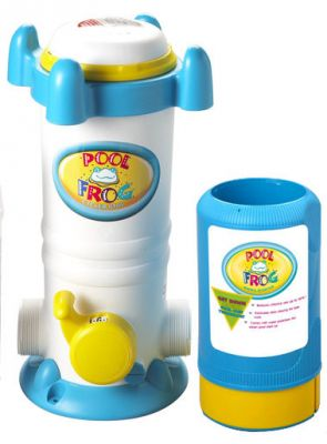 Pool Frog Cycler. Mineral Sanitizing System